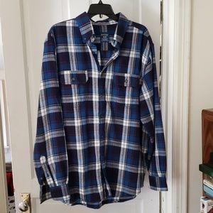 Faded Glory Men's Plaid Shirt